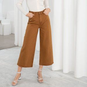 & Other Stories High Rise Jeans